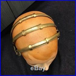 1920s Rare Deco Egyptian Revivial Flapper Headpiece