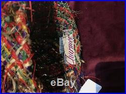 40s Vintage Hat Raffia Straw John Frederics Charmer Tilt Top