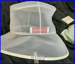 A. F. Vandevorst hat runway VTG old stock new with tag mesh 2013 stephen jones