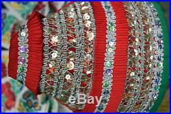 Antique Unique Traditional ethnic palóc MATYO Female Headdress