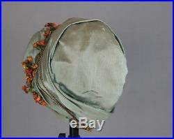 Art Deco 1920s Vintage Original Hat Millinery