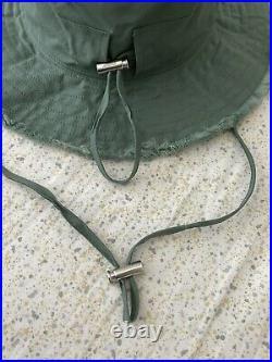 Authentic Jacquemus Isabel sz 58 hat vintage green Marant