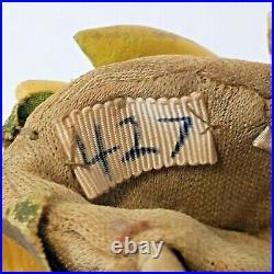 Bes-Ben Banana Fascinator Hat Vintage Made in Chicago 1940's-1950's #427