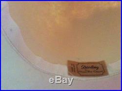 Christian Dior Chapeaux Hat Ivory Cream Fedora Diorling wool felt vintage hat