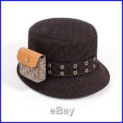 c56737a6f7f Christian Dior John Galliano Jacquard Diorrisimo Bucket Trotter Hat Vintage