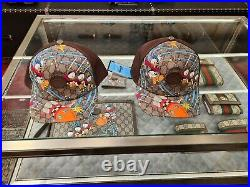 NWT Disney x Gucci Donald Duck baseball hat size M sold out