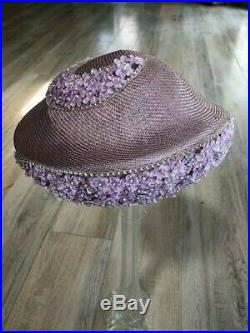New Jack McConnell Straw Hat