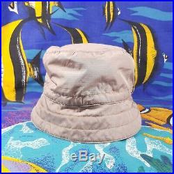 Prada Bucket Hat Size Womens Large Prada Hat Vintage Designer Y2K Streetwear