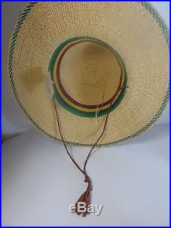 8fc53685 Vintage Womens Hats | Ralph Lauren Vintage Collection West African ...