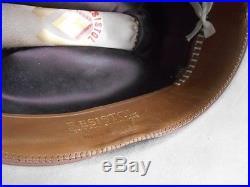 Resistol chamois 25X ladies Western Hat 6 3/4