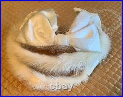 VINTAGE 1940s-50s WOMENS HATS LOT OF SEVEN