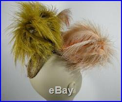 Vintage Bes-Ben Hat