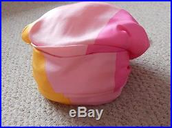 Vintage CHRISTIAN DIOR Silk Hat Turban Chapeaux