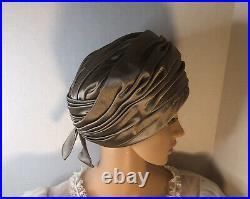 Vintage Christian Dior Chapeaux Turban Hat/Cap Paris New York