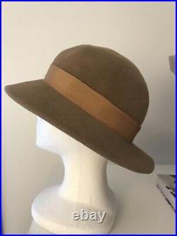 Vintage Halston for Launcelot Hat 1970s