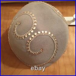 Vintage Jack McConnell Sequined Hat