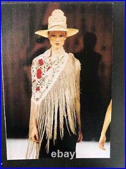 Vintage Philip Treacy hat (not a Debenhams one but the real thing)