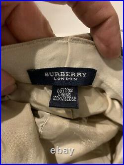 Vintage burberry hat