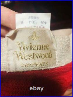 Vivienne Westwood Color Orb Beret Vintage Rare From Japan F/S