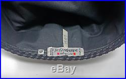 Yves Saint Laurent Vintage Leopard Print Hat